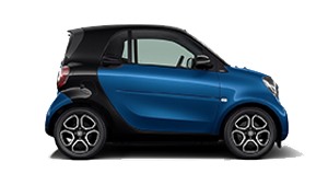 EQ fortwo coupé